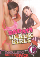 Bad Ass Black Girls 5 Pack Porn Movie