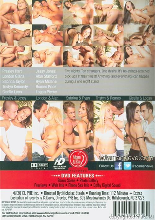Sex with strangers dvd xxx