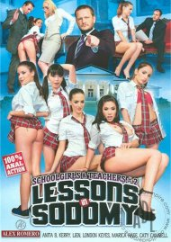 Schoolgirls & Teachers #2: Lessons In Sodomy
