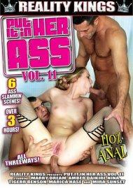 Put It In Her Ass Vol. 11