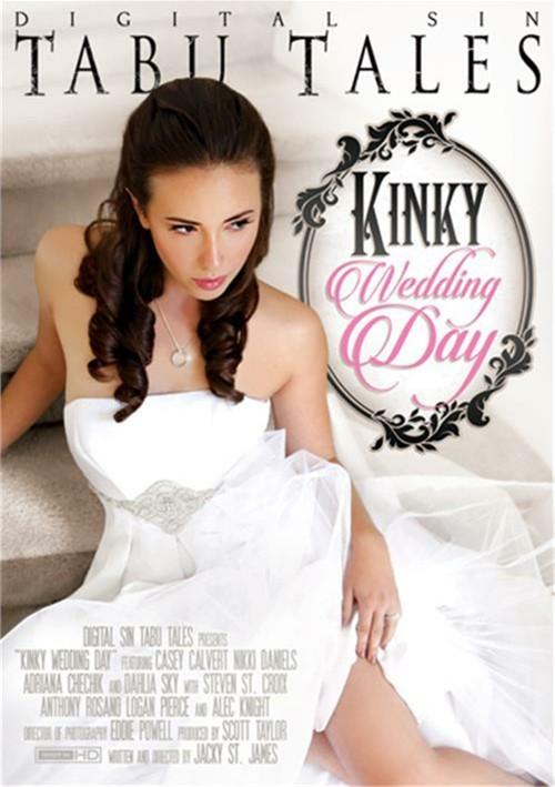 Kinky Wedding Day Boxcover