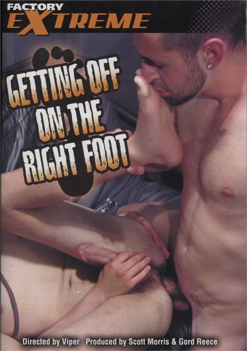 Getting Off On The Right Foot Boxcover