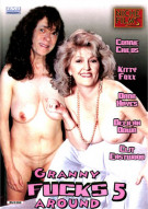 Granny Fucks Around 5 (Super Saver) Porn Movie