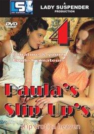 Paula's Slip-Ups 4 Porn Video
