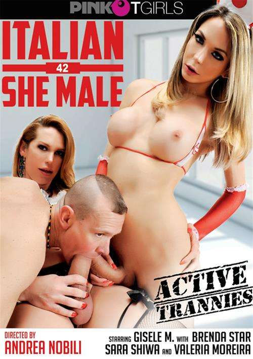 Italian She Male 42