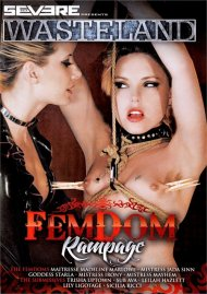 Femdom Rampage image