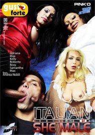 Italian She Male #37 Porn Video
