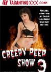 Creepy Peep Show 3 Boxcover