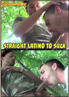 Straight Latino to Suck Porn Video