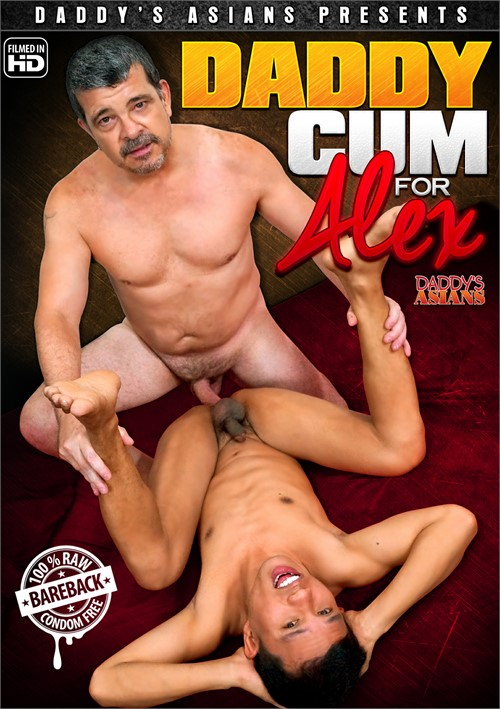 Daddy Cum For Alex Boxcover