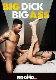 Big Dick Big Ass gay porn DVD from BROMO.com