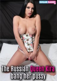 The Russian Queen Kira Bang Her Pussy Porn Video