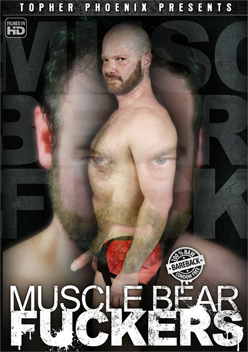 Muscle Bear Fuckers Boxcover