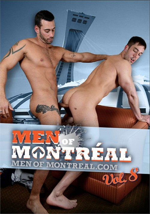 Men of Montreal Vol. 8 Boxcover