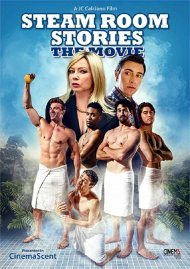 Steam Room Stories: The Movie gay cinema DVD from JC Calciano.