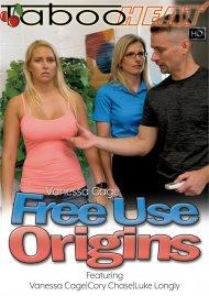 Vanessa Cage in Free Use Origins image
