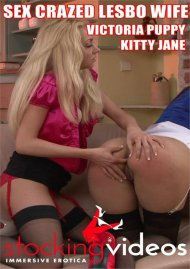 Sex Crazed Lesbo Wife Victoria Puppy & Kitty Jane image