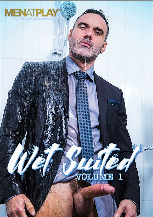 Wet Suited 1 Cover Front