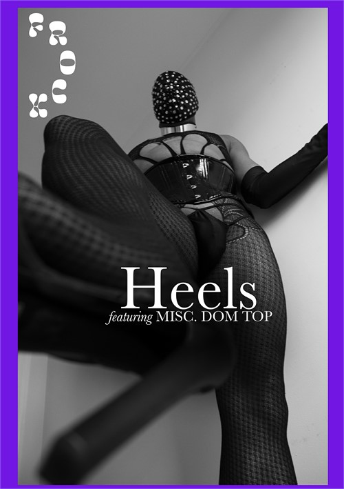 Heels featuring Misc. Dom Top Boxcover