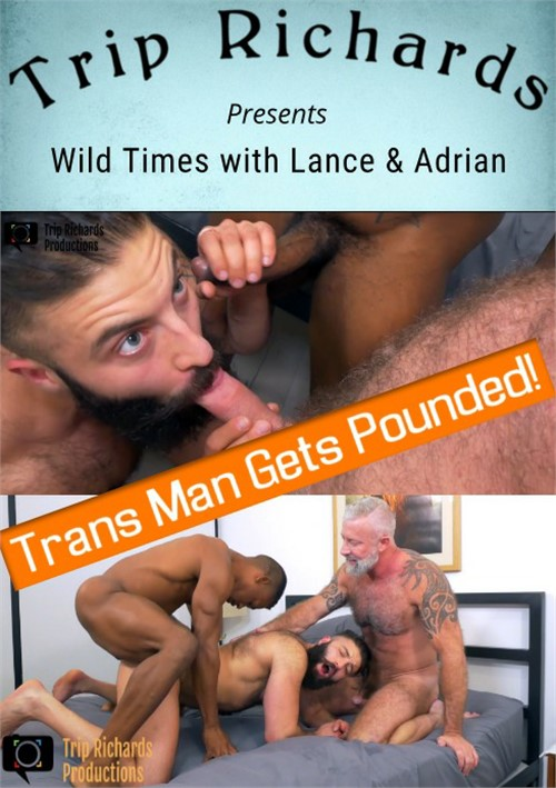 Wild Times with Lance & Adrian Boxcover