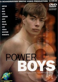 Power Boys 9 Porn Movie