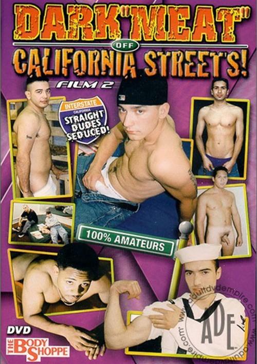 "Dark ""Meat"" Off California Streets! 2"