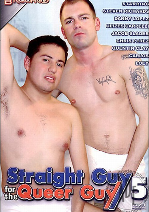 Straight Guy for the Queer Guy #5 Boxcover