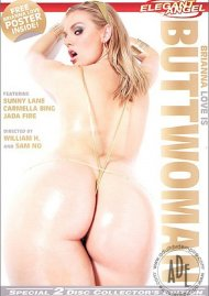 Brianna Love is Buttwoman Porn Movie