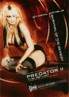 Predator II: The Return Boxcover