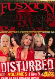 Disturbed (5 Pack)