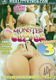 Monster Curves Vol. 3