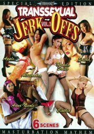 Transsexual Jerk-Offs Vol. 3 image