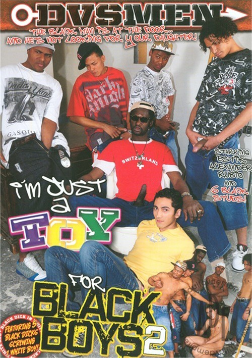 I'm Just A Toy For Black Boys 2 Boxcover