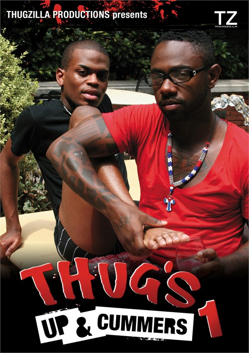 Thugs Up and Cummers 1 Front Cover