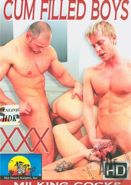 Cum Filled Boys Boxcover