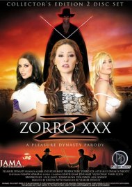 Zorro XXX Porn Video