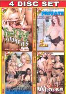 Fetish Fanatics (4-Pack) Porn Movie