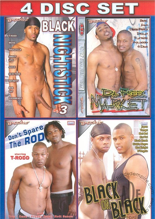 Spread That Black Ass | Bacchus Gay Porn Movies @ Gay DVD Empire