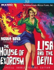 Lisa And The Devil / The House Of Exorcism: Remastered Edition Blu-ray Movie