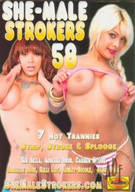 She-Male Strokers 58 Porn Video