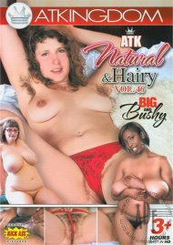 ATK Natural & Hairy 46: Big And Bushy Porn Video