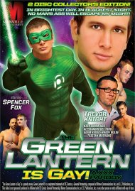 Green Lantern Is Gay!, The: A XXX Parody Porn Video
