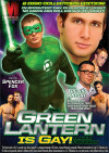 Green Lantern Is Gay!, The: A XXX Parody Boxcover
