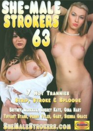 She-Male Strokers 63 Porn Video