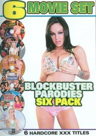 Blockbuster Parodies Six Pack image