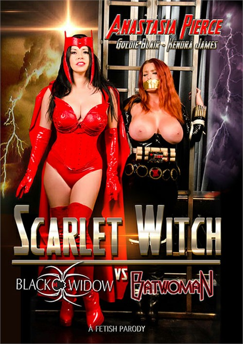 Scarlet Witch VS Black Widow And Batwoman