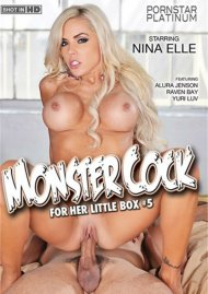 Monster Cock For Her Little Box 5 Porn Video