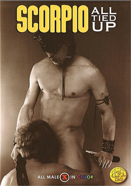 Scorpio: All Tied Up Boxcover