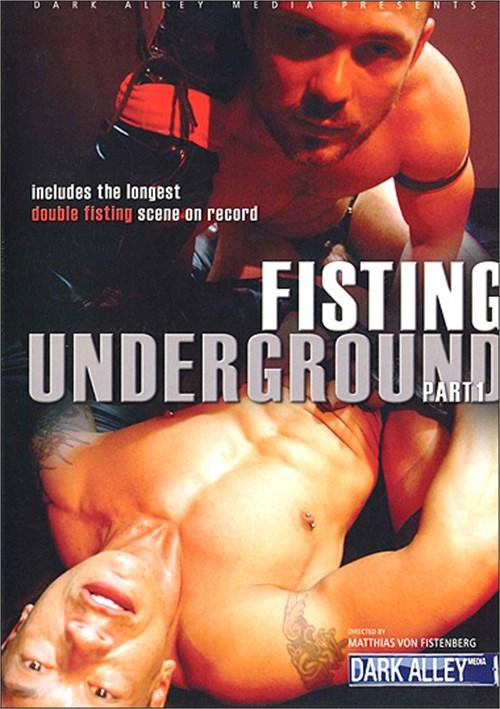 Fisting Underground Part 1 Boxcover