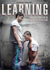 Learning gay porn DVD from Jackrabbit Releasing